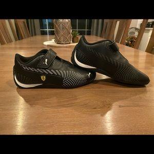 "Boys Puma ""Ferrari"" Shoes"
